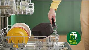 Einfach zu handhaben und reinigen
