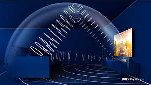 Dolby Atmos. Fokozza az izgalmakat