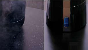 Чистите молекули с наноразмер не оставят бели следи или мокри петна