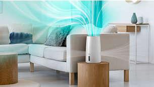 Misst automatisch die Luftfeuchtigkeit in Echtzeit alle 3Sekunden