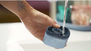 100 ml snemljiv zbiralnik za vodo za enostavno dolivanje