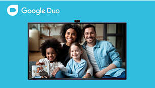 Google Duo — simple video callls*¹