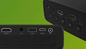 四通八達(HDMI、USB、USB Type-C)