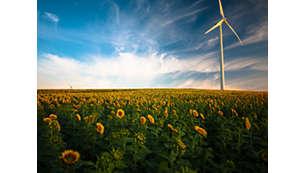 Un impact positif sur l'environnement
