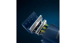 Hệ thống cắt mạnh mẽ PowerDrive để cắt hiệu quả