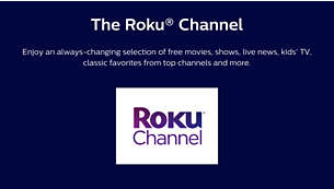 Free Streaming on The Roku Channel