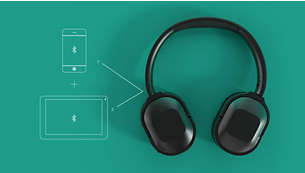 Bluetooth multipoint connectivity. Work better