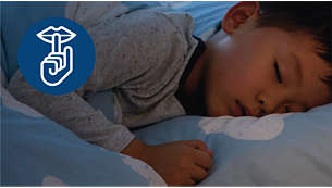 Alvás üzemmód rendkívül csendes működéssel