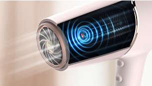 En üst düzeyde ısı koruması için ThermoShield teknolojisi