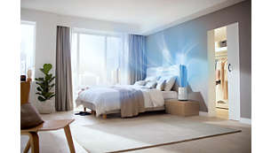 High Performance suitable for rooms of up to 49m²