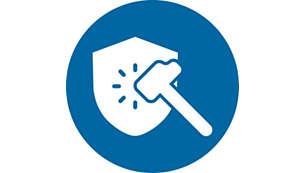 Дополнительная безопасность на бездорожье с форсированным режимом