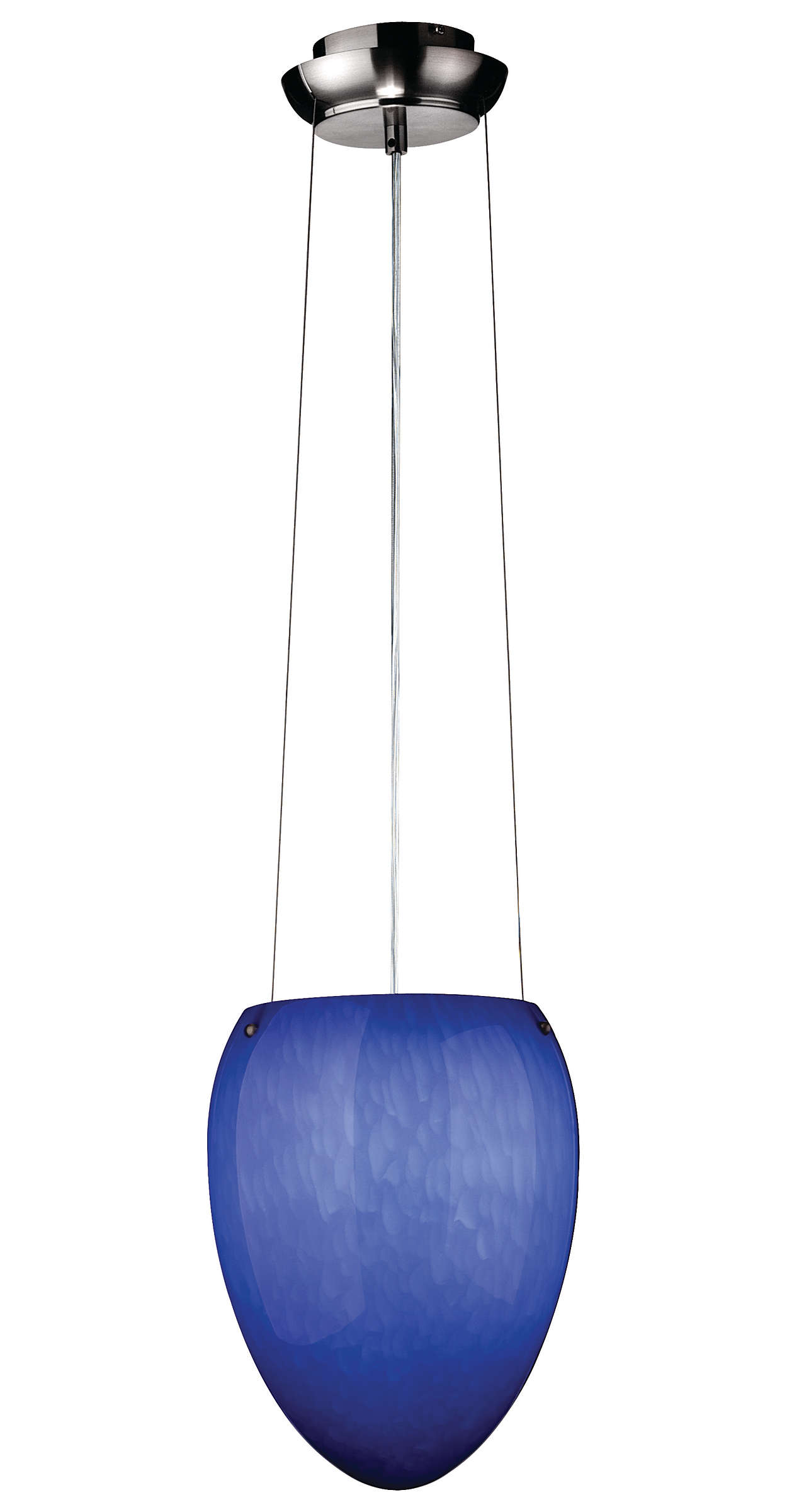 Madison 1-light Pendant in Satin Nickel finish