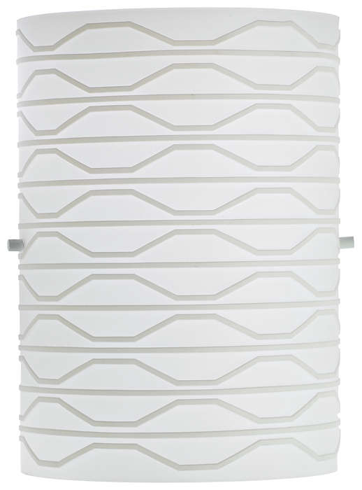 Lauren 2-light Wall in Matte White finish