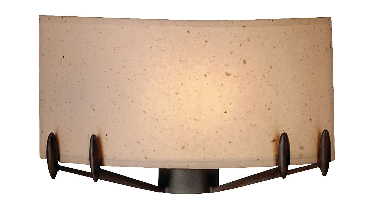 Urban Oasis 1-light Bath in Bronze Luster finish