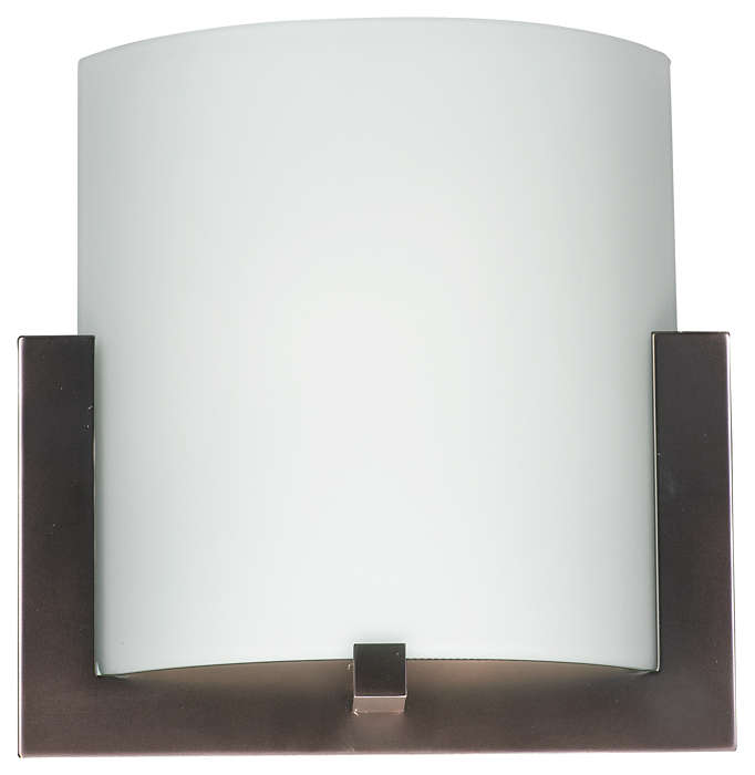 Bow 2-light Wall in Merlot Bronze finish