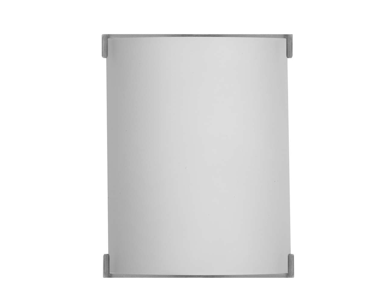 Edge 1-light Wall in Satin Nickel finish