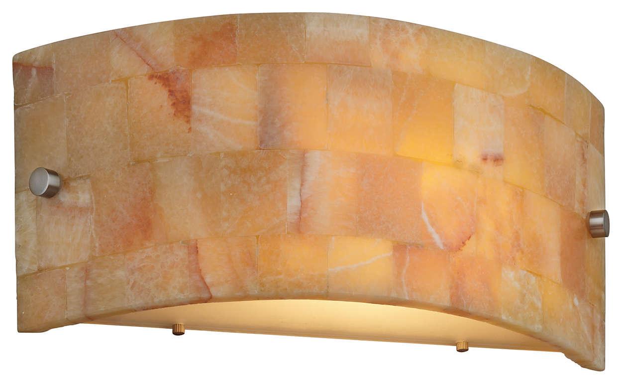 Hudson 1-light Bath in Satin Nickel finish