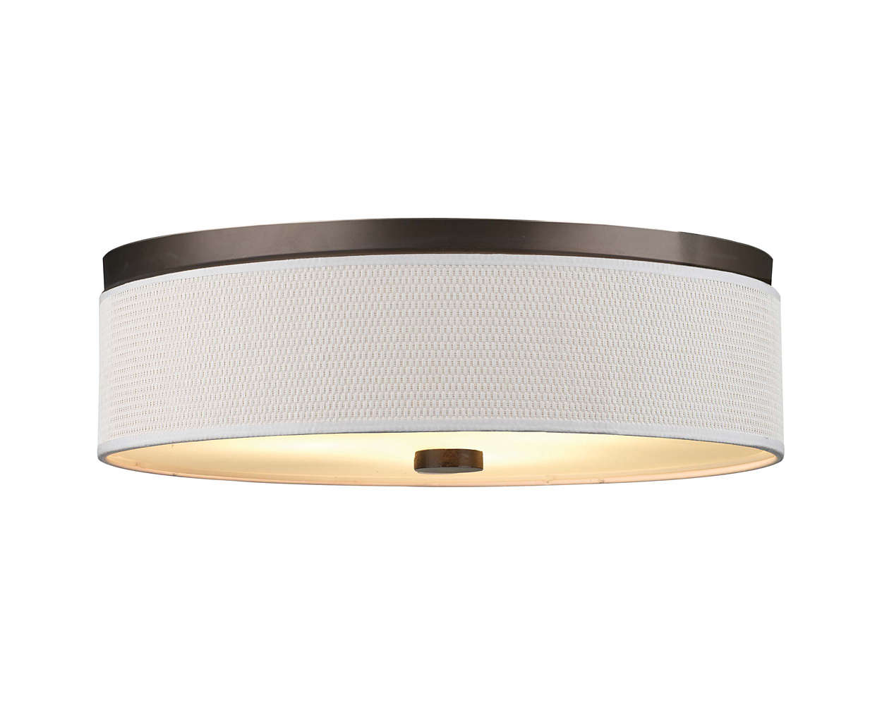 Cassandra 2-light Ceiling in Sorrel Bronze finish