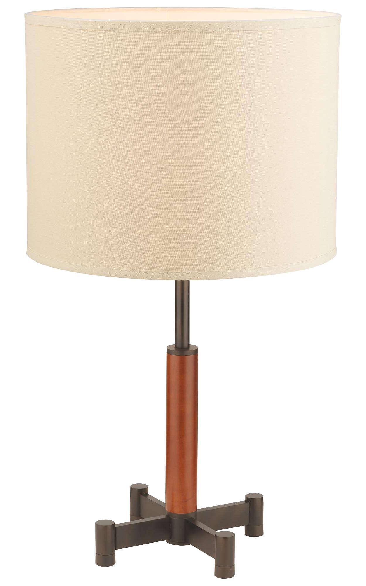 Embarcadero 1-light Table Lamp, Sorrel Bronze