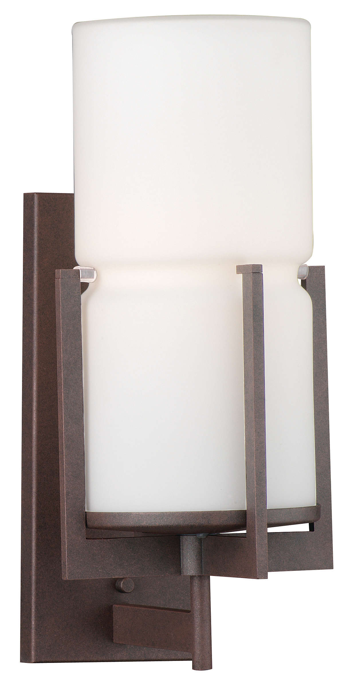 Weston 1-light Outdoor Wall in Bronze finish