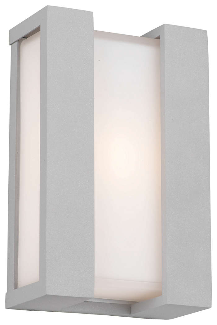 Newport 1-light Outdoor Wall in Graphite finish