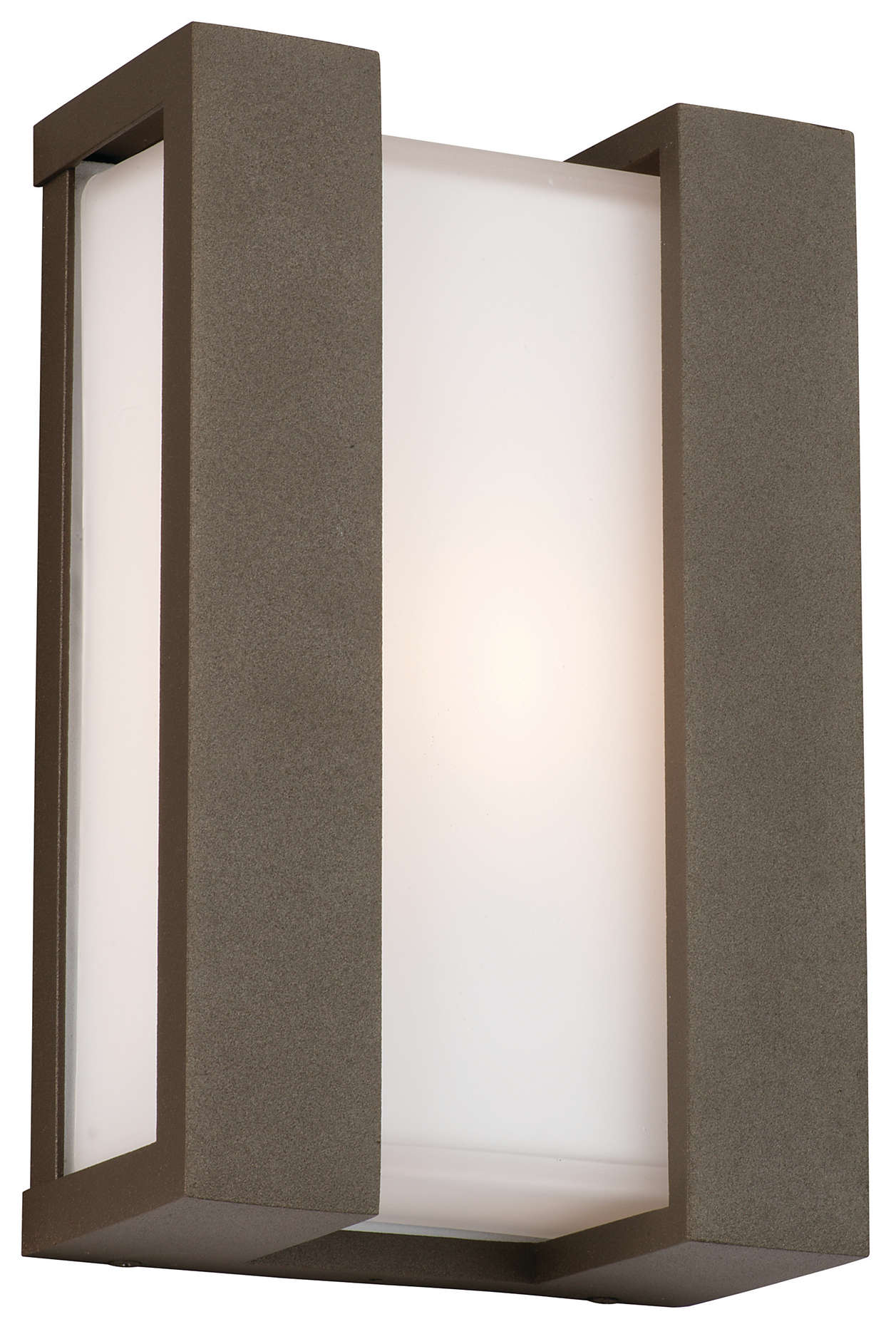 Newport 1-light Outdoor Wall in Bronze finish
