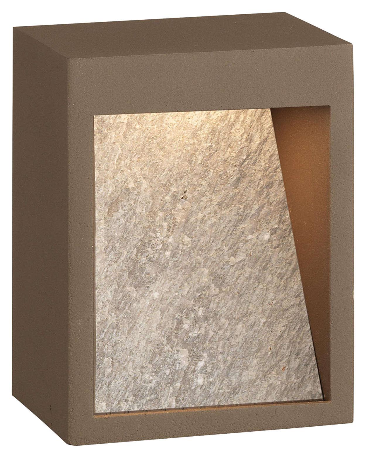 Moonbeam 1-light LED Wall in Bronze finish