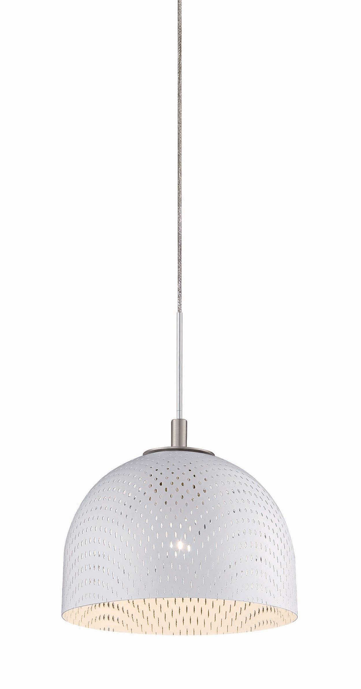 Mesh LED pendant