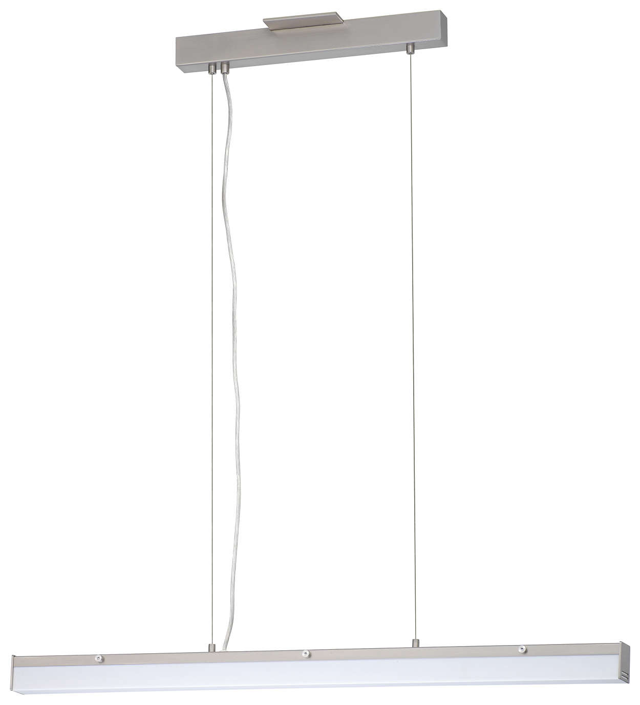 Axo 1-light Pendant in Satin Nickel finish