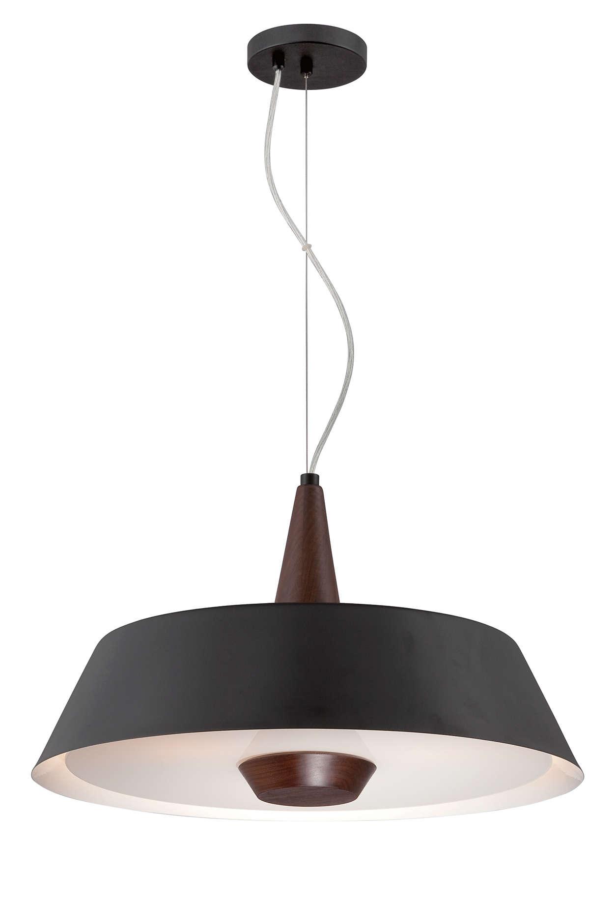 Rustique 3-light pendant