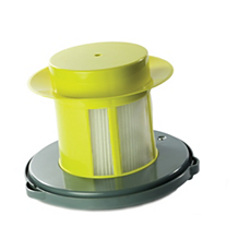 FC6019/01 -    Cylindrical air filter