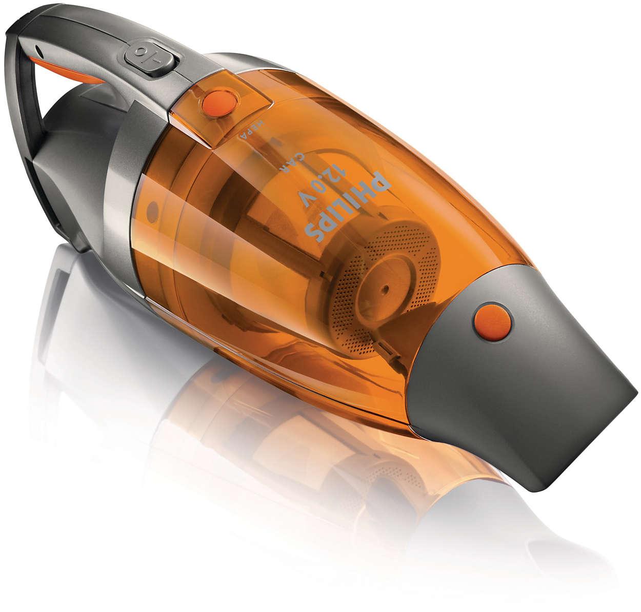MiniVac Handheld Vacuum Cleaner FC6093 01