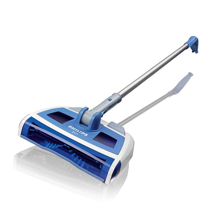 Kényelmes tisztítás