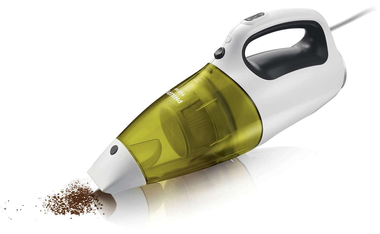 Παγιδεύει αποτελεσματικά ακόμη και τα πιο μικρά σωματίδια σκόνης