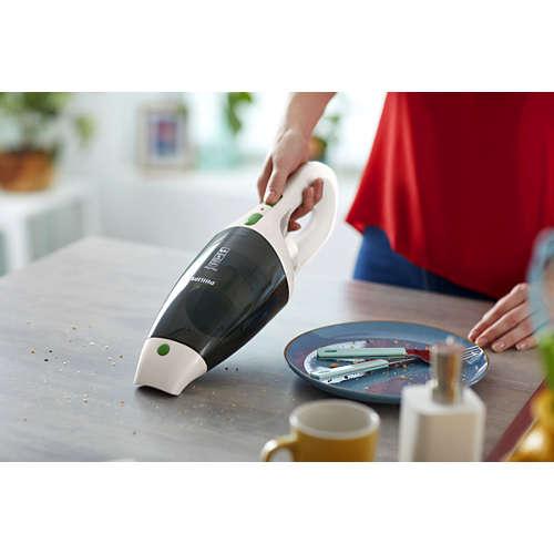 MiniVac Håndstøvsuger