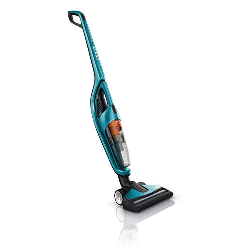 PowerPro Duo Snoerloze 2-in-1 steelstofzuiger