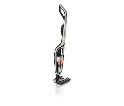 Optimales Reinigungsergebnis auf harten Böden und auf Teppichen