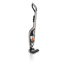 FC6168/62 -   PowerPro Duo 2-in-1 Upright and Hand Held Cordless Vacuum Cleaner