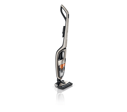 2 In 1 Upright And Hand Held Cordless Vacuum Cleaner