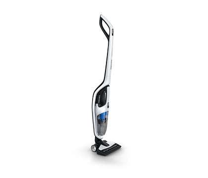 Rezultate de curăţare temeinice pe toate tipurile de podele