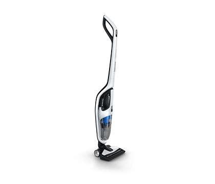 在各种地板上均可获得卓越清洁效果