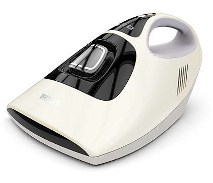 Rimuove polvere e acari in modo sicuro ed efficace