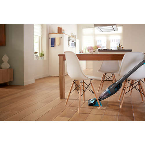 PowerPro Aqua Aspirateur balai