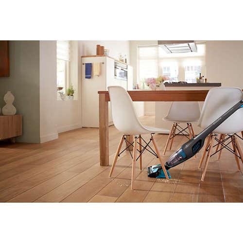 PowerPro Aqua Kézi porszívó nyéllel