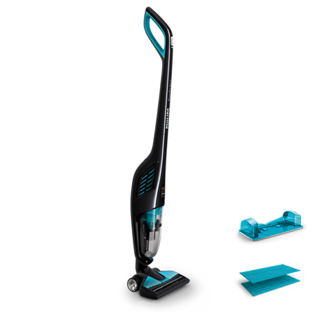 Tyčový vysavač pro mokré i suché čištění