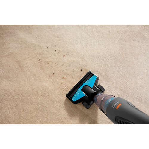 PowerPro Aqua Stick vacuum cleaner