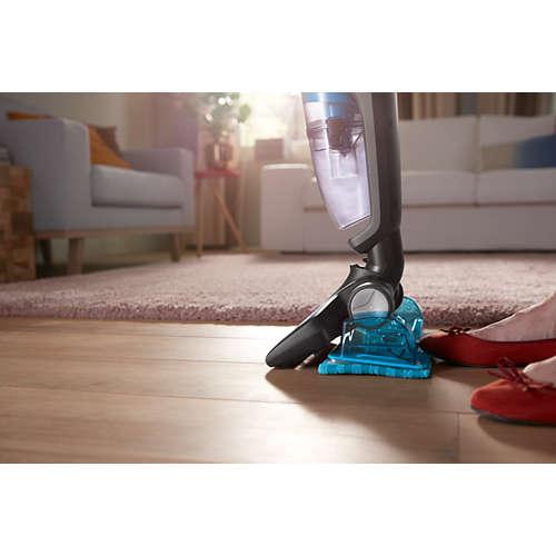 PowerPro Aqua Steelstofzuiger