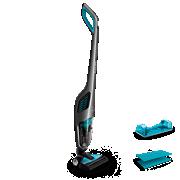 PowerPro Aqua Bezdrátový tyčový vysavač