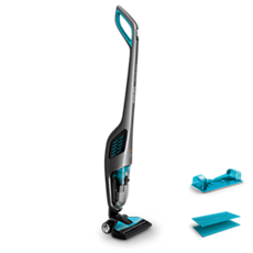FC6402/01 PowerPro Aqua Aspirateur balai