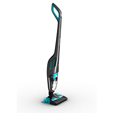 FC6402/61 PowerPro Aqua 2-in-1 Wet and Dry Cordless Vacuum Cleaner and Mop
